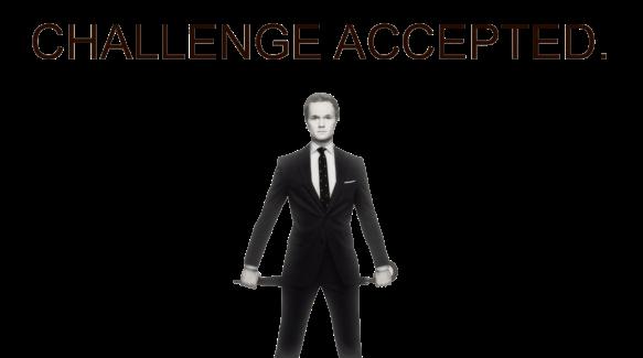 challenge accepté